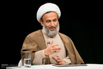 پشت صحنه برنامه جهانآرا با حضور حجت الاسلام پناهیان