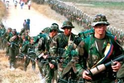 دولت کلمبیا اعلام کرد:خلع سلاح کامل فارک طی ۱۸۰ روز