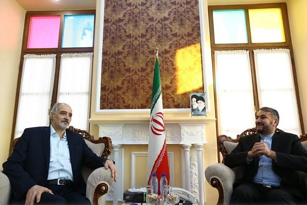 Tehran to continue backing Syria 'until political process completes'