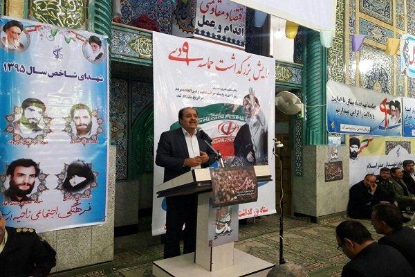 حماسه ۹ دی اتفاقی بینظیر و خاص در ایران اسلامی بود