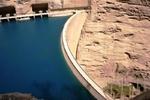 رهاسازی آب سد دز آغاز شده است