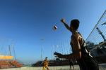 اولین اردوی تیم ملی والیبال ساحلی ناشنوایان برگزار می شود