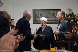 دیدار با مسیحیان و ارامنه استان گلستان