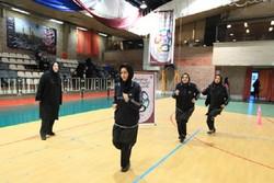 مسابقات آمادگی جسمانی بانوان لرستانی برگزار شد