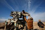 نیروهای عراقی ۲ منطقه را در غرب موصل آزاد کردند
