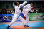 سوپر لیگ کاراته در سالن غدیر تهران پیگیری میشود