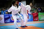 رقابتهای انتخابی تیم ملی کاراته تکرار می شود