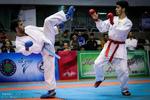 کاراته کاهای ایران رقبای خود را شناخنتد
