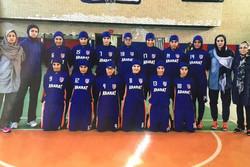 تیم بسکتبال بانوان ایران