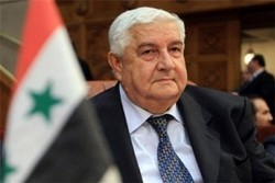 Syrian FM in Tehran to discuss latest developments