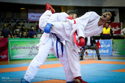 Iranian athletes to attend Karate 1 Dubai