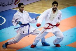 چهار کاراتهکای ملیپوش ایران در کاراته وان هلند شرکت میکنند