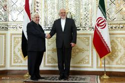 دیدار وزاری خارجه ایران و سوریه