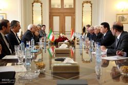 Zarif, Al-Moallem discuss ceasefire, humanitarian aid