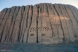 قلعه تاریخی مهرستان در آستانه نابودی