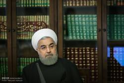 روحاني يؤكد ضرورة تبني رؤية علمية شاملة وفاعلة لادارة الفضاء الافتراضي