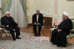 إيران ترحب بوقف إطلاق النار في سوريا