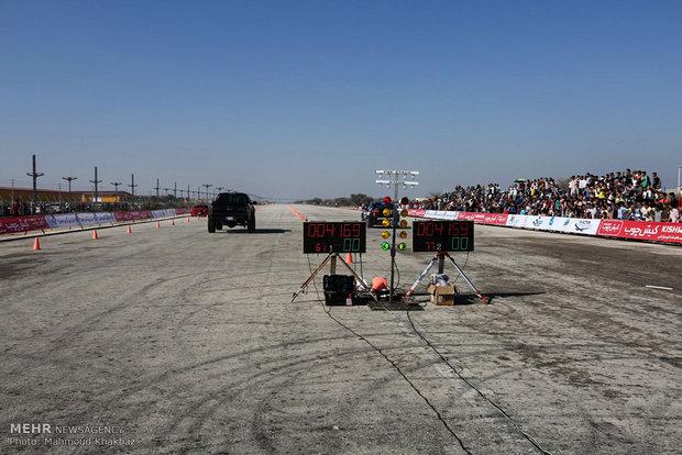 İran'da gençlerin hız yarışı