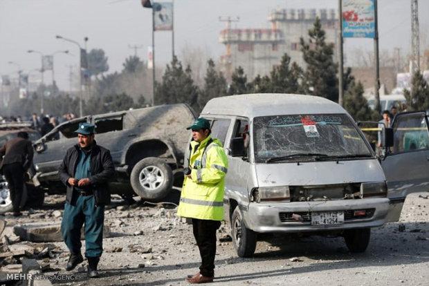 Afganistan'da patlama: 1 ölü, 12 yaralı