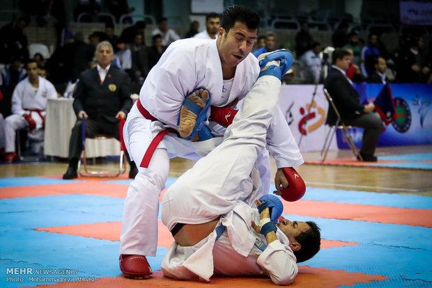مسابقات سوپر لیگ کاراته