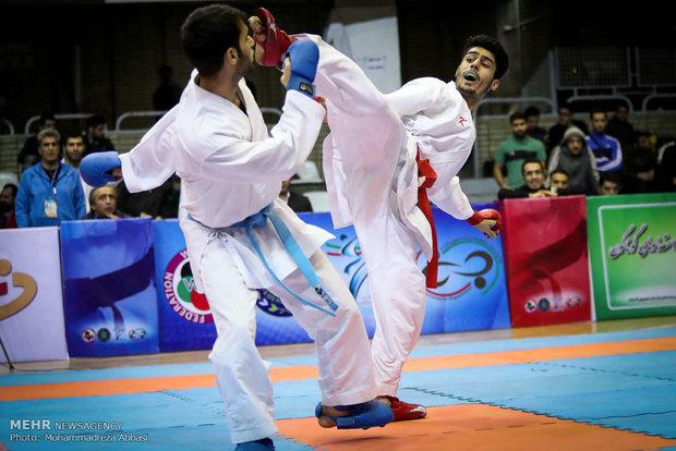 تمرینات تیم ملی کاراته سنگاپور زیر نظر صافی آغاز شد