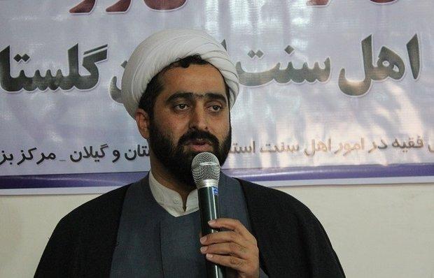 حجة الاسلام ديلم: ننظر لأهل السنة في ايران كفرصة لبناء البلاد