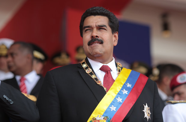 Maduro orders military to respond to any US aggression