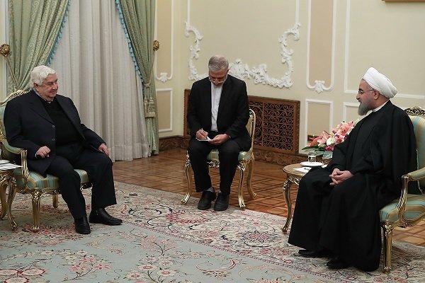 İran, Suriye'deki ateşkesi olumlu karşılıyor