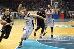 تیم بسکتبال شهرداری اراک در یک بازی پرجنجال به شهرداری کاشان باخت