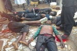 فیلم/ تصاویری از شهدا و زخمیهای راهپیمایی روز قدس ۹۳ در نیجریه