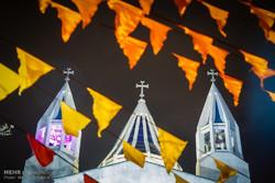 Kutsal Serkis Klisesi'nde yılbaşı kutlamaları