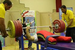 پارا وزنه برداران جوان دو مدال طلا کسب کردند