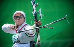 Nemati named second best archer of Rio 2016