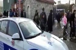 Sarıyer'de Cezayirli Hasan Paşa Camii'nde silahlı saldırı