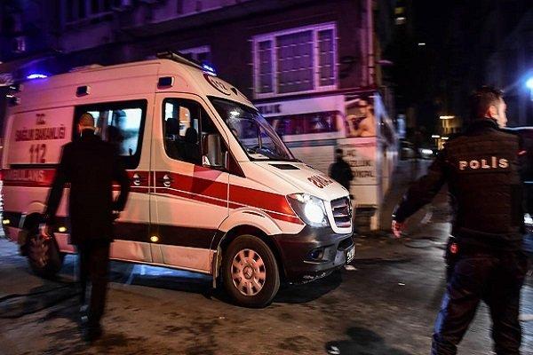 حمله مسلحانه به یک باشگاه شبانه در استانبول