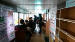 استقرار اتوبوس مشاوره تغذیه در میادین پایتخت