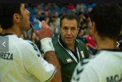 حبیبی سرمربی تیم ملی هندبال مردان ایران شد
