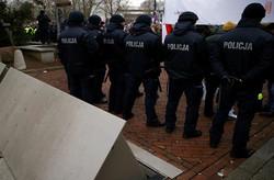 احتجاجات في بولندا بعد مقتل شاب على أيدي 4 مهاجرين عرب