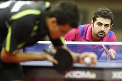 نوشاد عالمیان: تنیس روی میز ایران جزو چهار تیم برتر دسته دوم جهان است