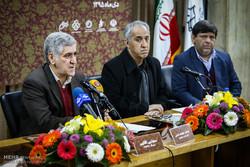 نشست رسانه ای نهمین جشنواره بین المللی هنرهای تجسمی فجر
