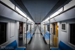 بهره برداری از 65 دستگاه واگن و لگوموتیو برقی مترو
