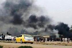 قتل انتحاريين اثنين يرتديان حزامين ناسفين شمال بغداد