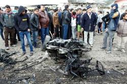 انفجار شهرک صدر بغداد