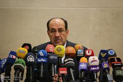 کنفرانس خبری نوری المالکی
