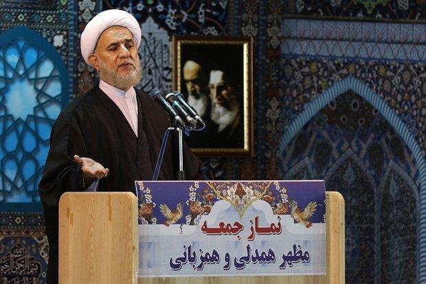 حضوربسیجیان خوزستان در رزمایش ۳۰هزار نفری پیامی به تروریست ها است
