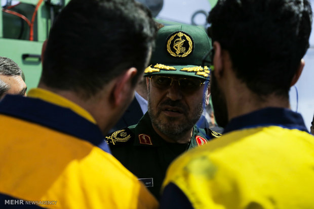 Iran launches small caliber ammunition production line