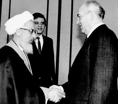Print - Glasnost 1988: Historic moment for Iran and Russia - Tehran Times