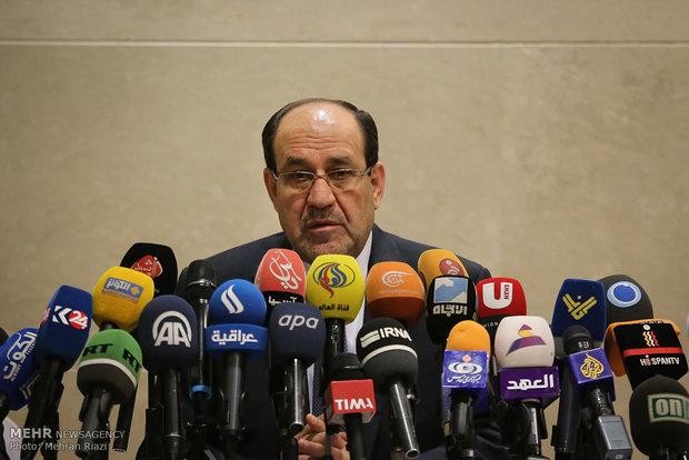 نوري المالكي: تقسيم الموصل أمر غير وارد