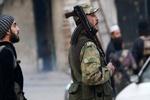 حضور هیات روسی برای مذاکرات با گروههای مسلح در حومه شمالی حمص
