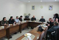 مدیر کل فرهنگ و ارشاد اسلامی آذربایجان شرقی در بازدید از انجمن سینماگران